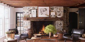 24 Unique Fireplace Mantel Ideas Modern Fireplace Designs