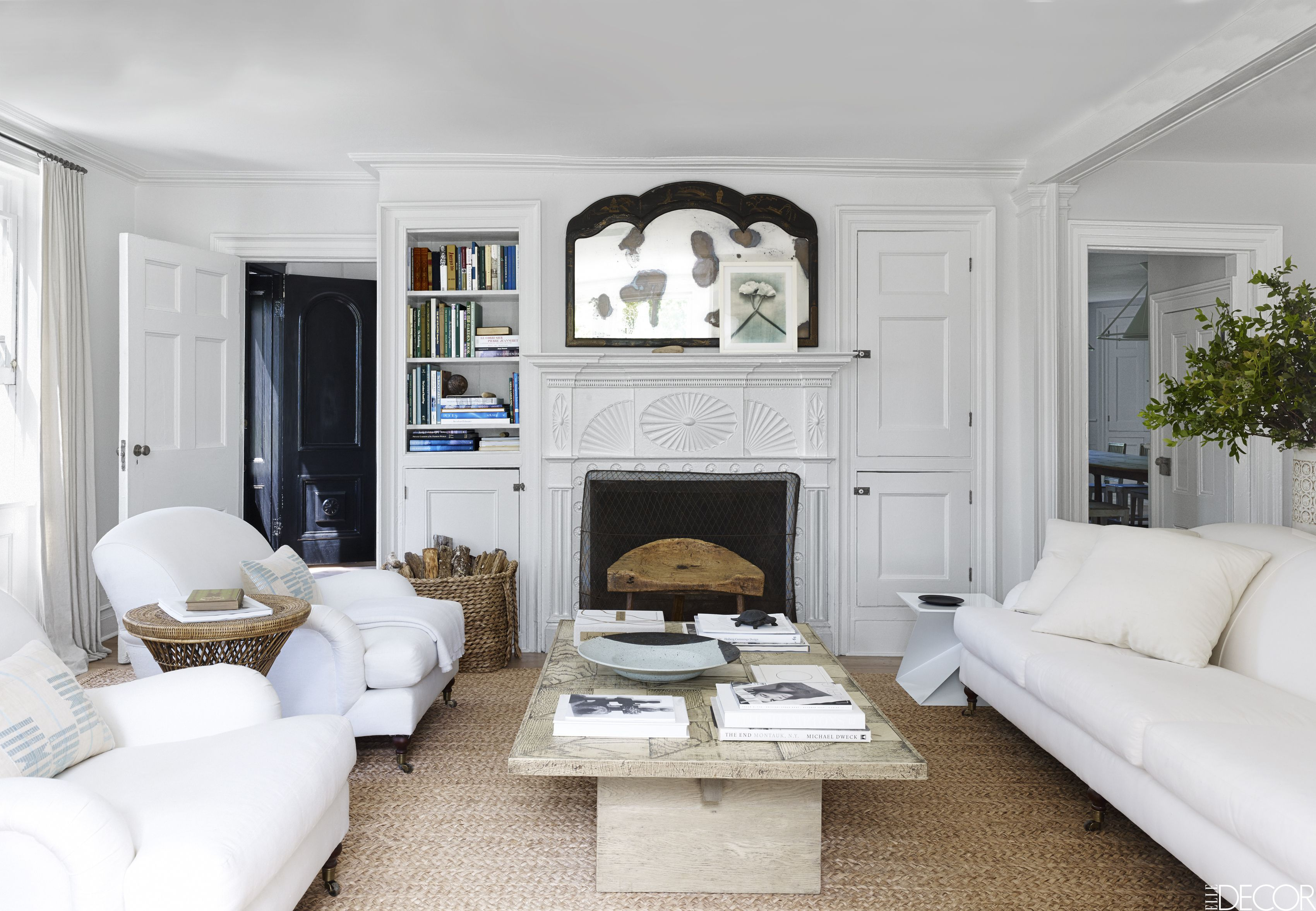 24 Best White Sofa Ideas   Living Room Decorating Ideas For White Sofas image