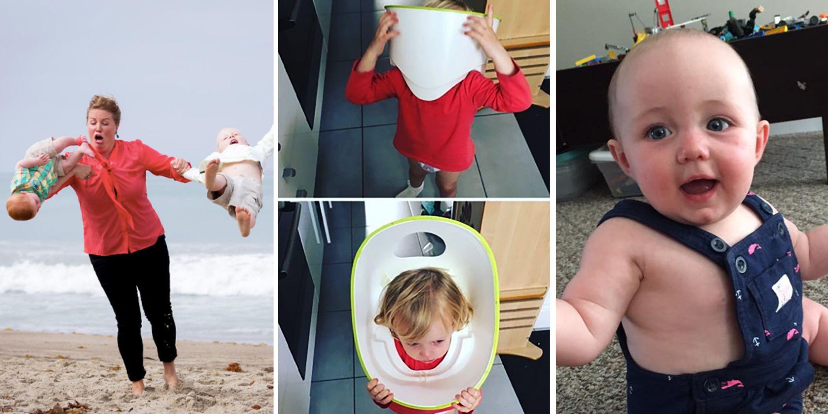 35 Hilarious Parenting Fails Funny Relatable Parenting Mistakes