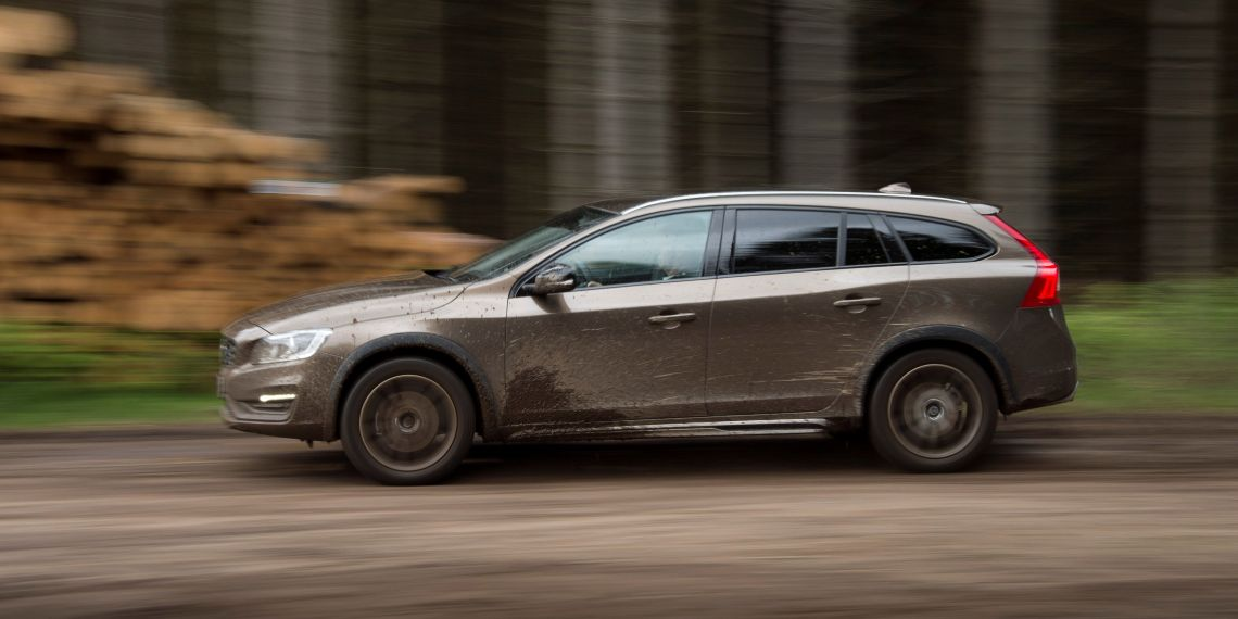 the volvo v60 cross country is a pleasant mixed bag