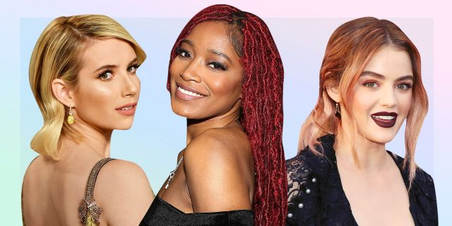 cute fall hair color trends for 2019 - hair color trends and
