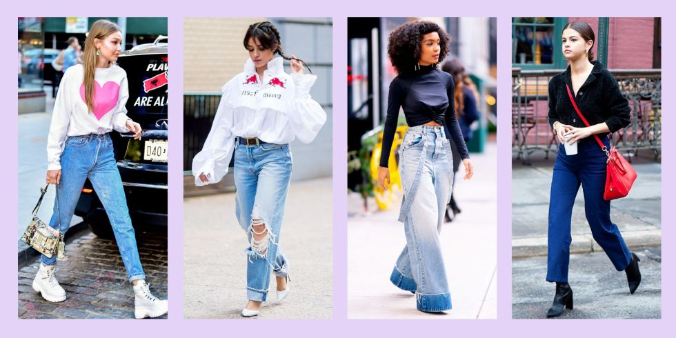 Skinny Jeans Or Flare Jeans
