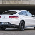 2018 Mercedes Amg Glc63 S Coupe The Wing Says It All