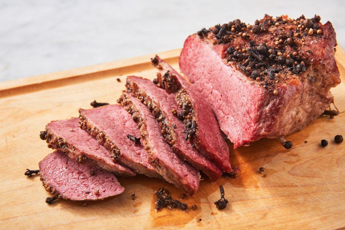 Corned Beef Brisket Recipe - How to Make Roast Corned Beef ...