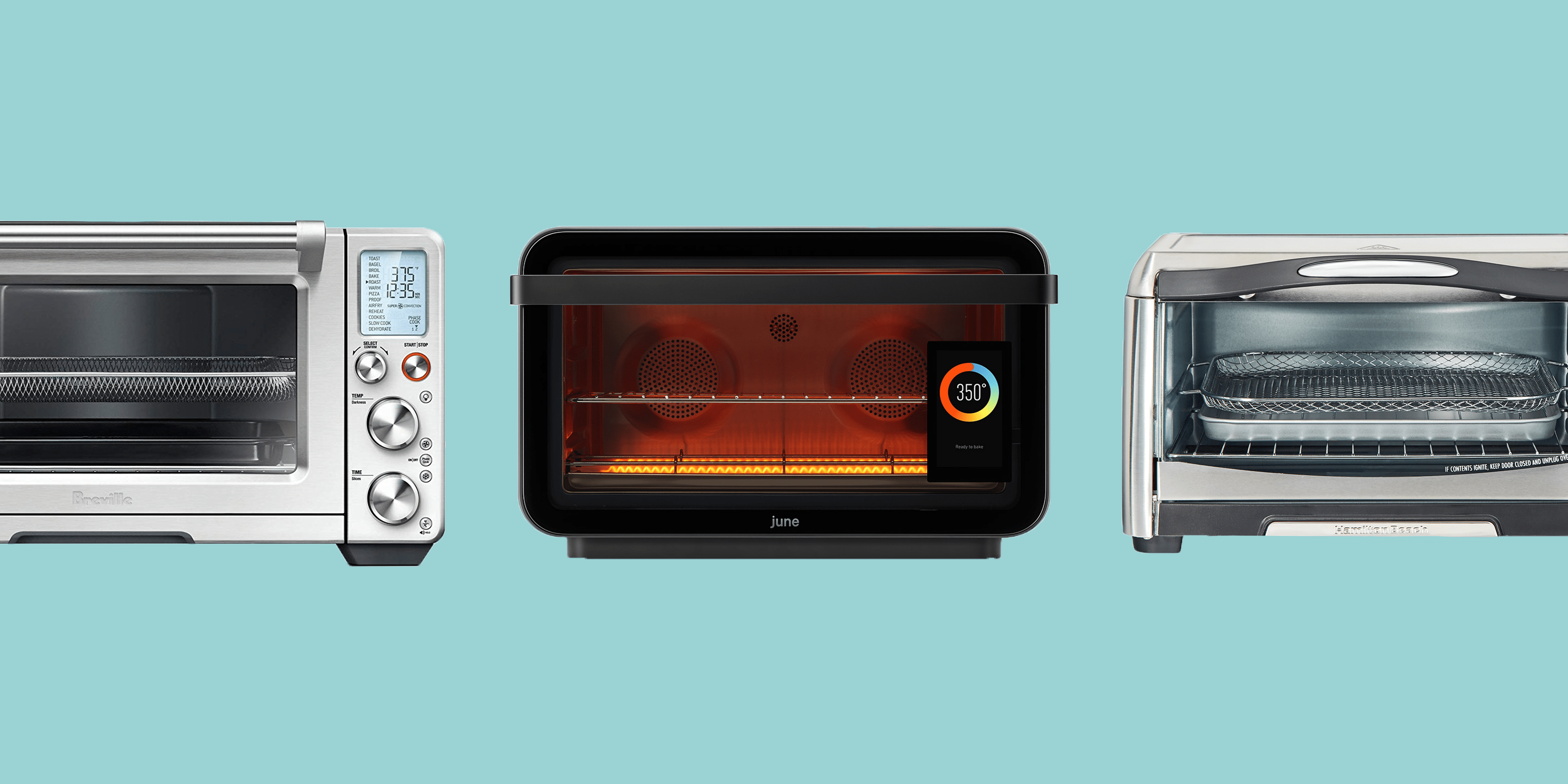 countertop and convection toaster oven