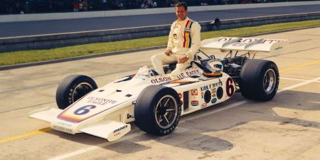 Bobby Unser's Tales Of Indy 500 Turbocharging