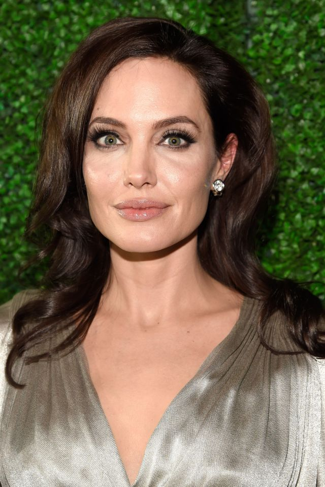angelina jolie hair and make-up - her best beauty looks ever