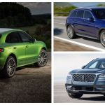 Every Compact Luxury Crossover And Suv Ranked
