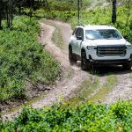 2020 Gmc Acadia At4 Is More Show Than Actual Off Road Capability