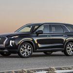 2020 Hyundai Palisade New Three Row Suv Gets A New Name