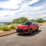 2020 Lexus Rx Crossover Is A Slightly Improved Luxury Suv