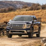2020 Nissan Titan Brings A Dull Knife To The Truck Wars