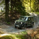 2020 Suzuki Jimny Is An Adorable And Tiny Off Road Box That We Can T Buy