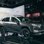 2020 Toyota Rav4 Trd Off Road New Rally Bred Suspension
