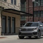 2021 Volkswagen Atlas Has A Prettier Face And The Same Great Space