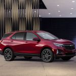 2022 Chevrolet Equinox Review Pricing And Specs