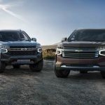 All New 2021 Chevy Suburban And Tahoe Get Roomier Add A Diesel