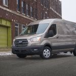 Ford Transit Features And Specs