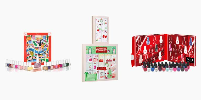 The Five Best Nail Polish Advent Calendars of 2021