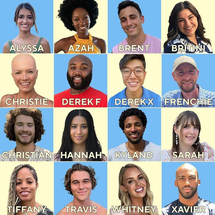 Brother Contestants Big Brother 2021 Cast : Big Brother ...