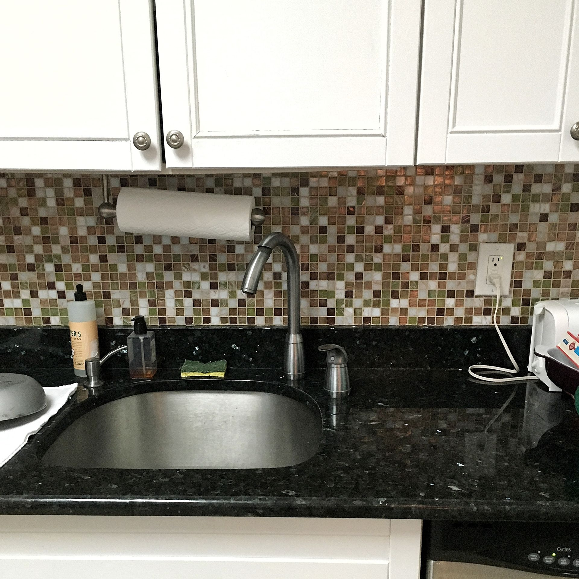this insane kitchen renovation was done
