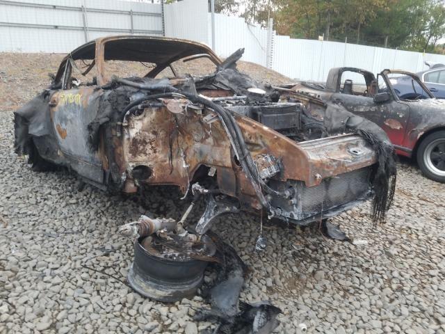porsche 911 by singer burned for sale