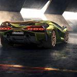 Lamborghini Sian Kicks Off Lambo S Hybrid Era Goes 218 Mph