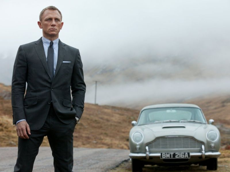 James Bond Is Getting an Electric Aston Martin Rapide E for Bond 25 1