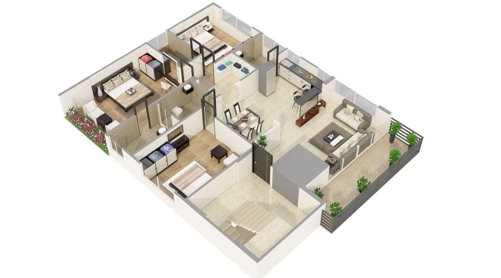 Các công cụ, ứng dụng và phần mềm thiết kế nội thất và nhà miễn phí tốt nhất
