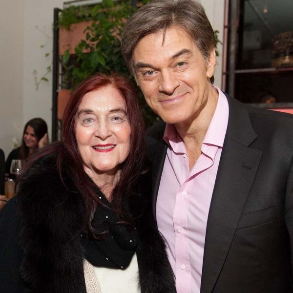 Dr Mehmet Ozs Mother Has Alzheimers How Old Is Dr Oz Mother