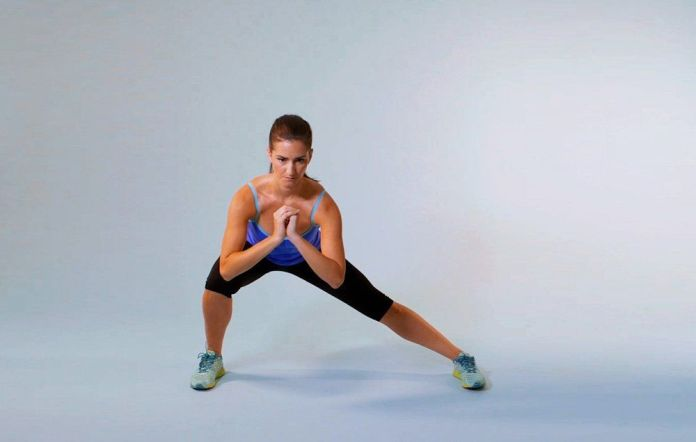 You'll Want To Add This Lunge To The Beginning of Every Workout ...
