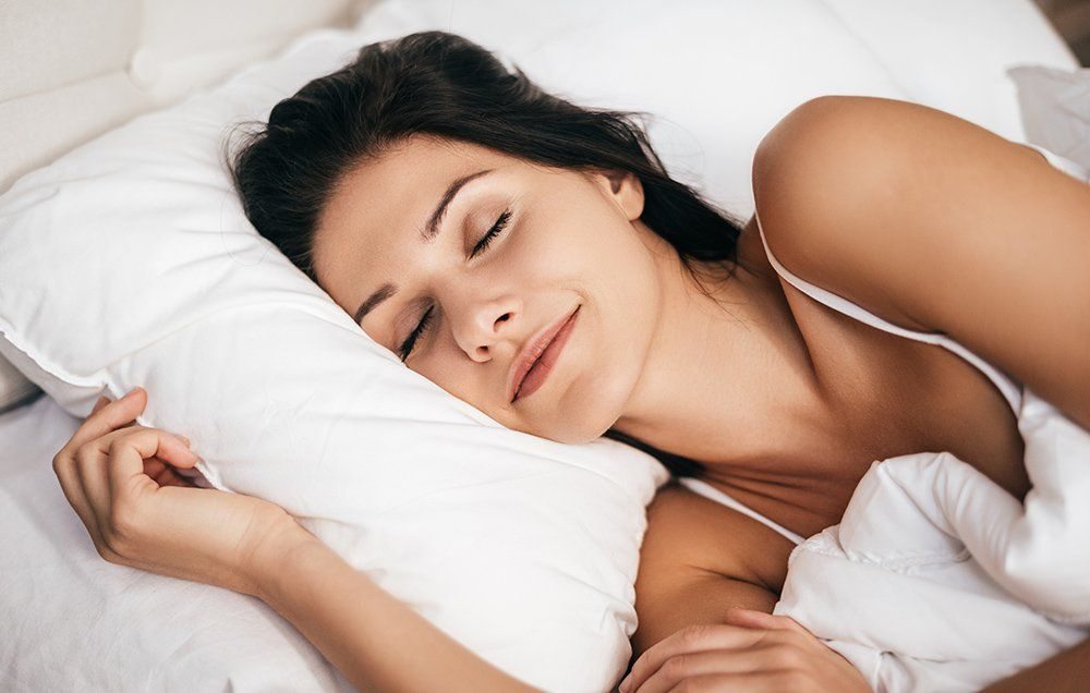 a cooling pillow will seriously improve your sleep if you run hot