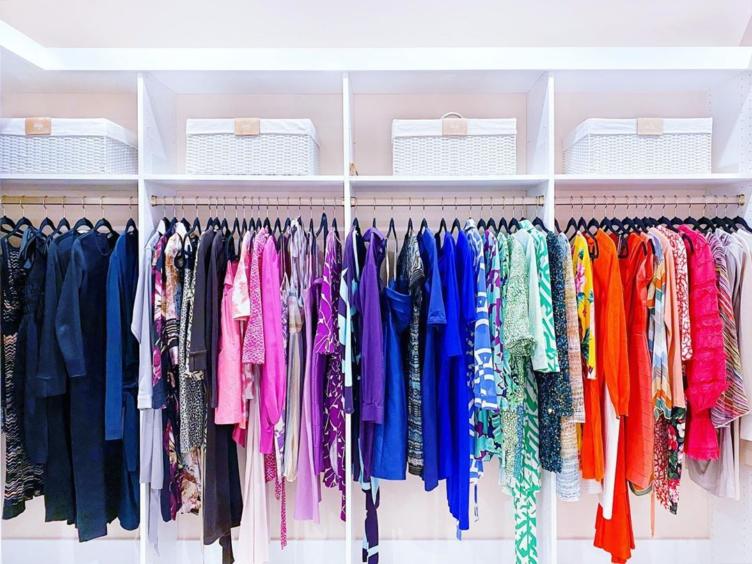 The Home Edit S Tips For A Clutter Free Closet