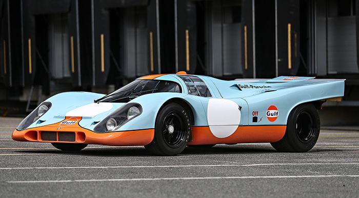 Steve McQueen's Le Mans-Starring Porsche 917 Sells for $14 Million ...