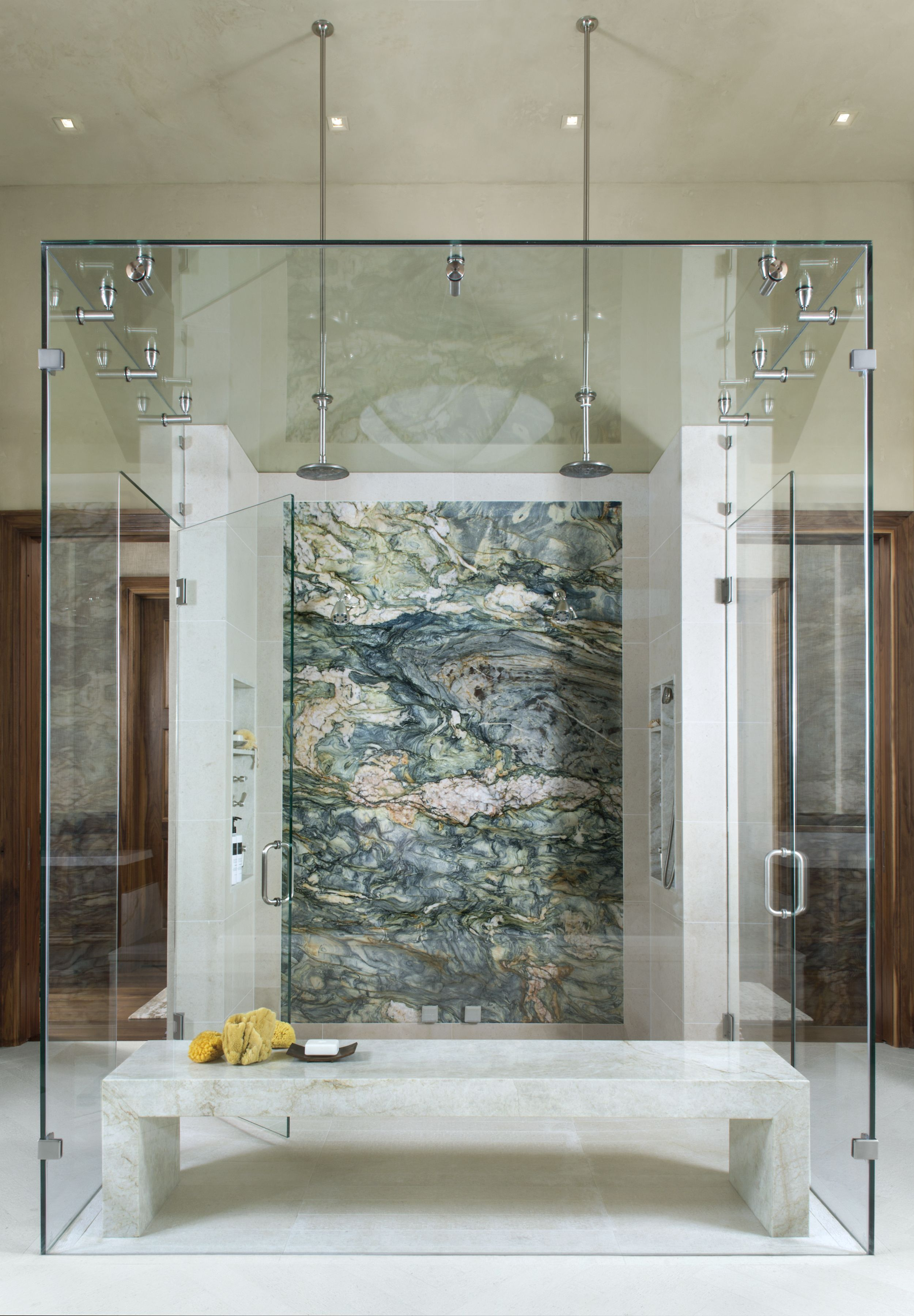 20 Enviable Walk In Showers Stylish Walk In Shower Design