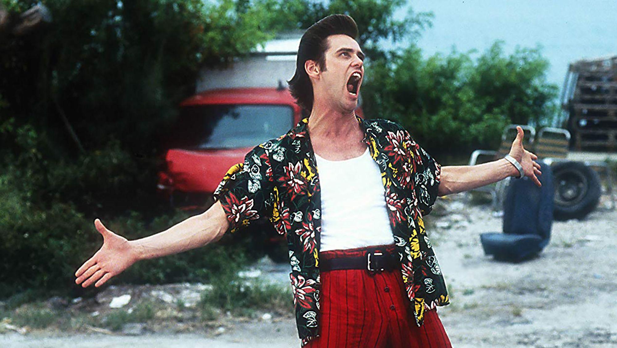 Ace Ventura 3' ya está en marcha de la mano de Amazon
