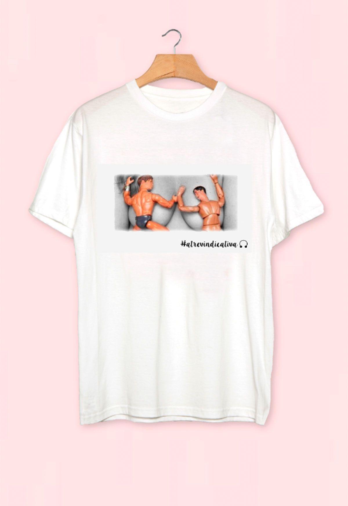 Camisetas pechos Atrevindicativa: acoso