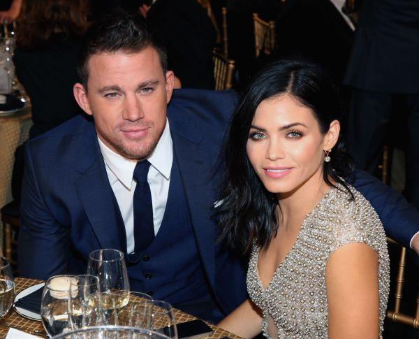 Jenna Dewan Found Out Channing Tatum Was Dating Jessie J on In-Flight WiFi