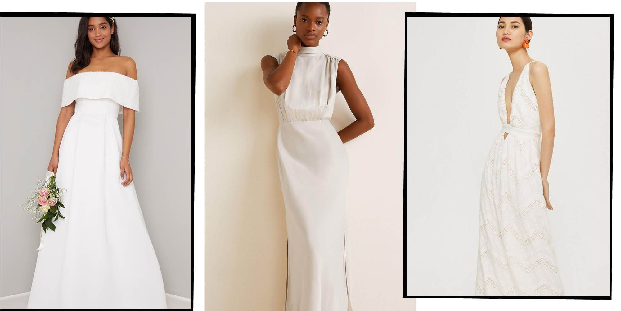 30 High Street Wedding Dresses