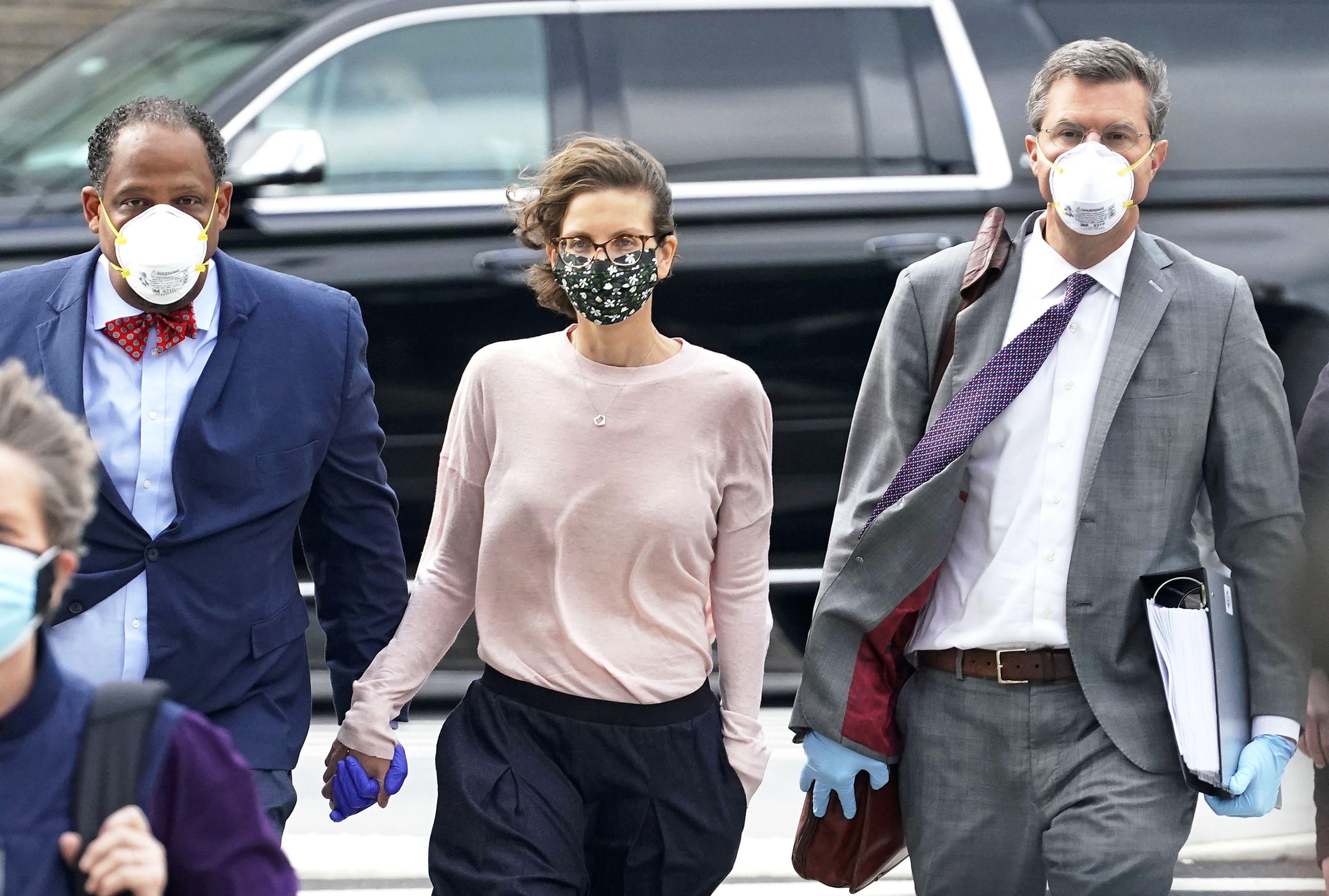 clare bronfman seagram heiress sentenced to 81 months in prison in nxivm trial