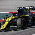 Fernando S Back Alonso Drives In Filming Day For Renault Ahead Of 2021 Return To F1