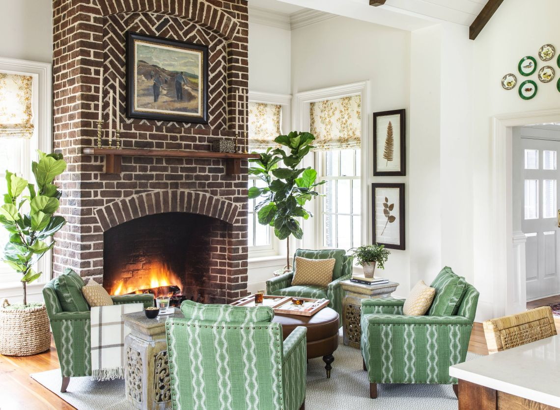 58 Fireplace Ideas 2021 Best Fireplace Designs In Every Style