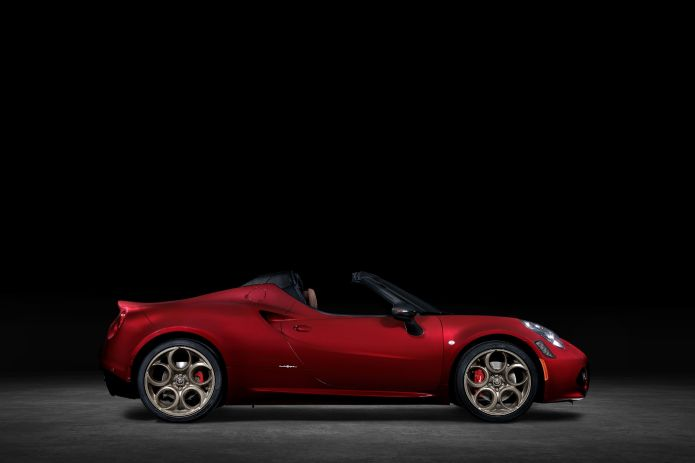 Alfa Says Arrivederci To The 4c With A Special Edition