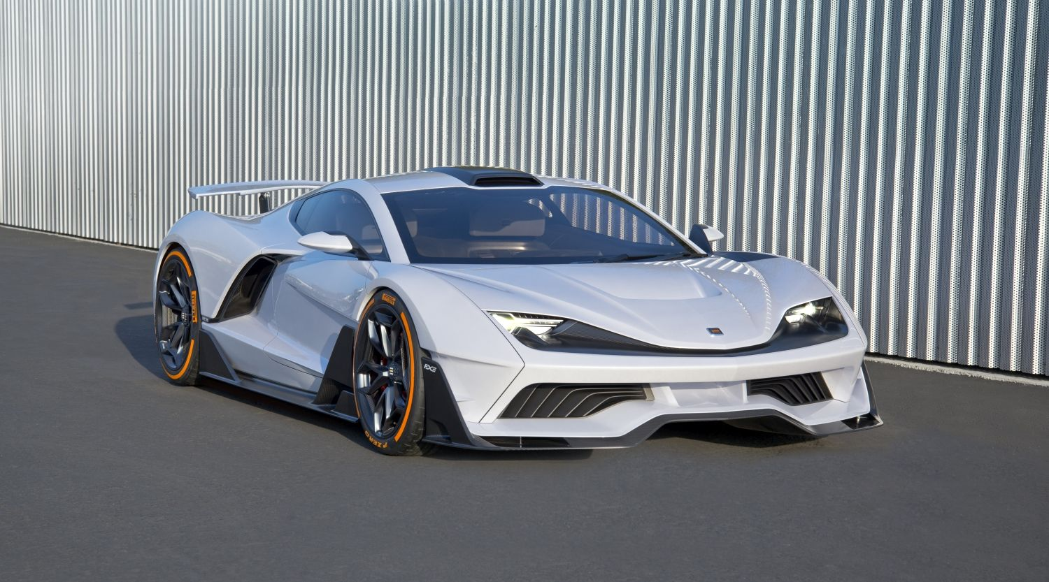 The Aria Fxe Is An American Made 1150 Hp Hybrid Supercar