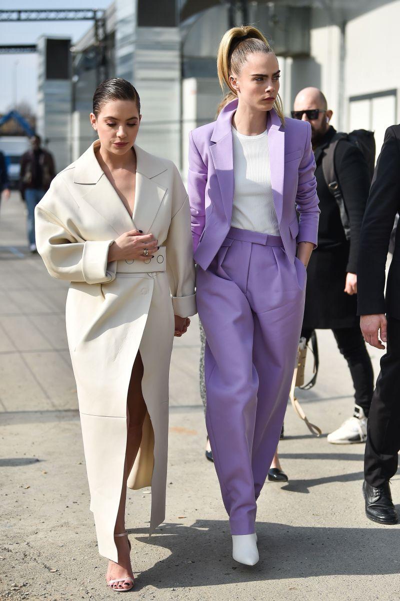 boss   front row   milan fashion week fallwinter 2020 2021