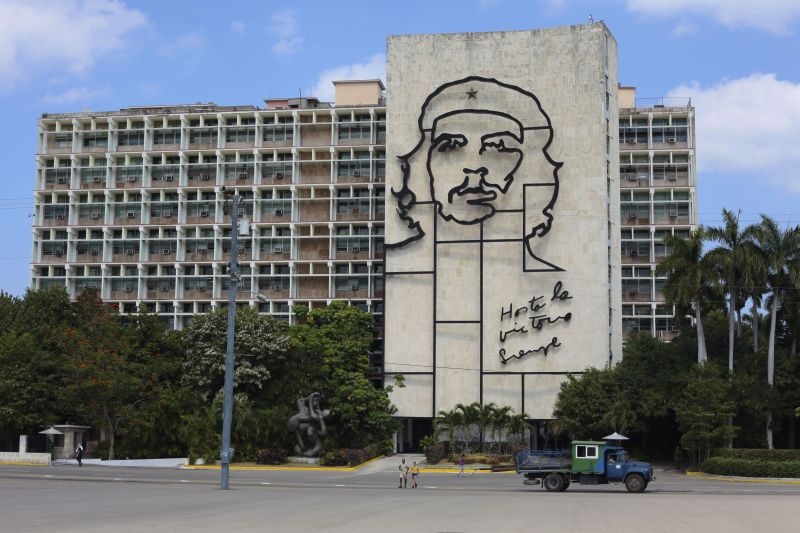 What I Needed After 2017 Was to Get Punched in the Face in Cuba 1