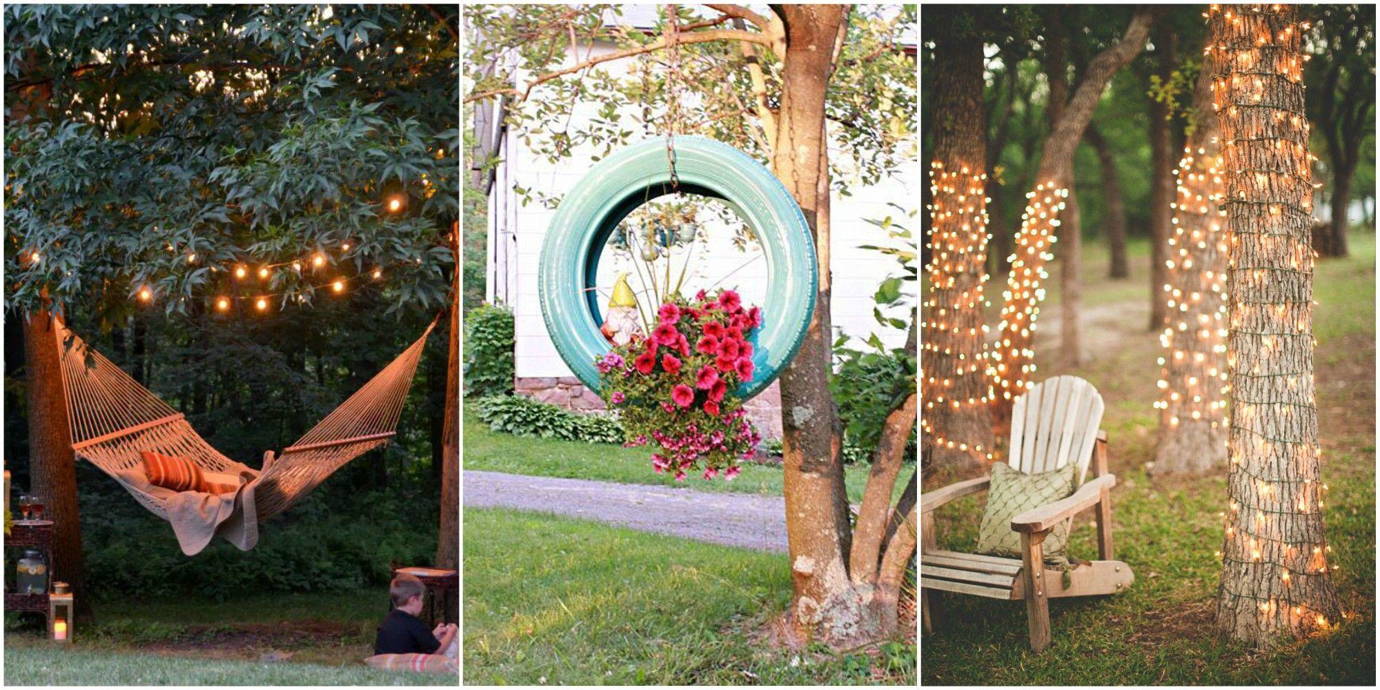 67 DIY Backyard Design Ideas