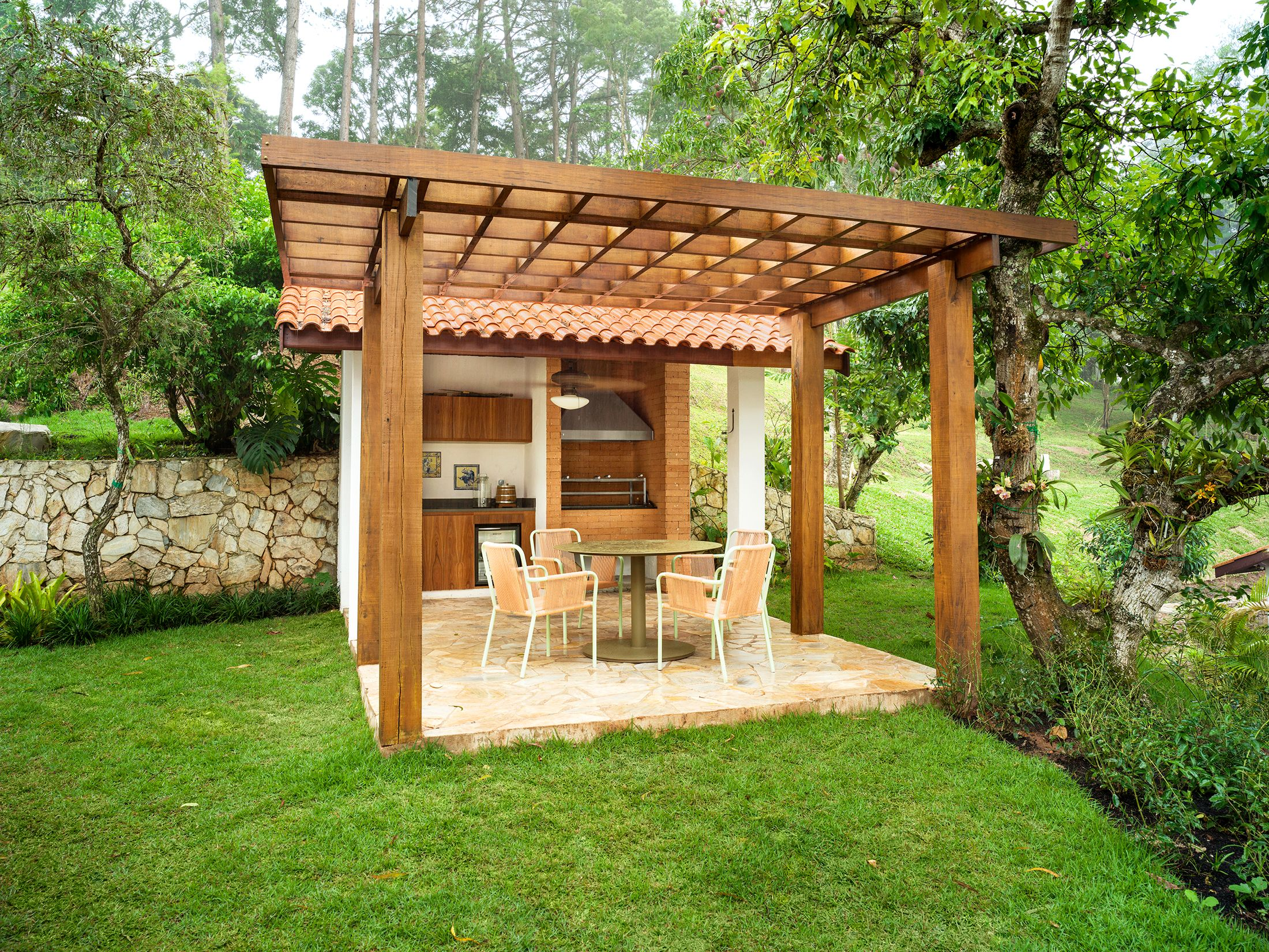 stylish outdoor patio design ideas and