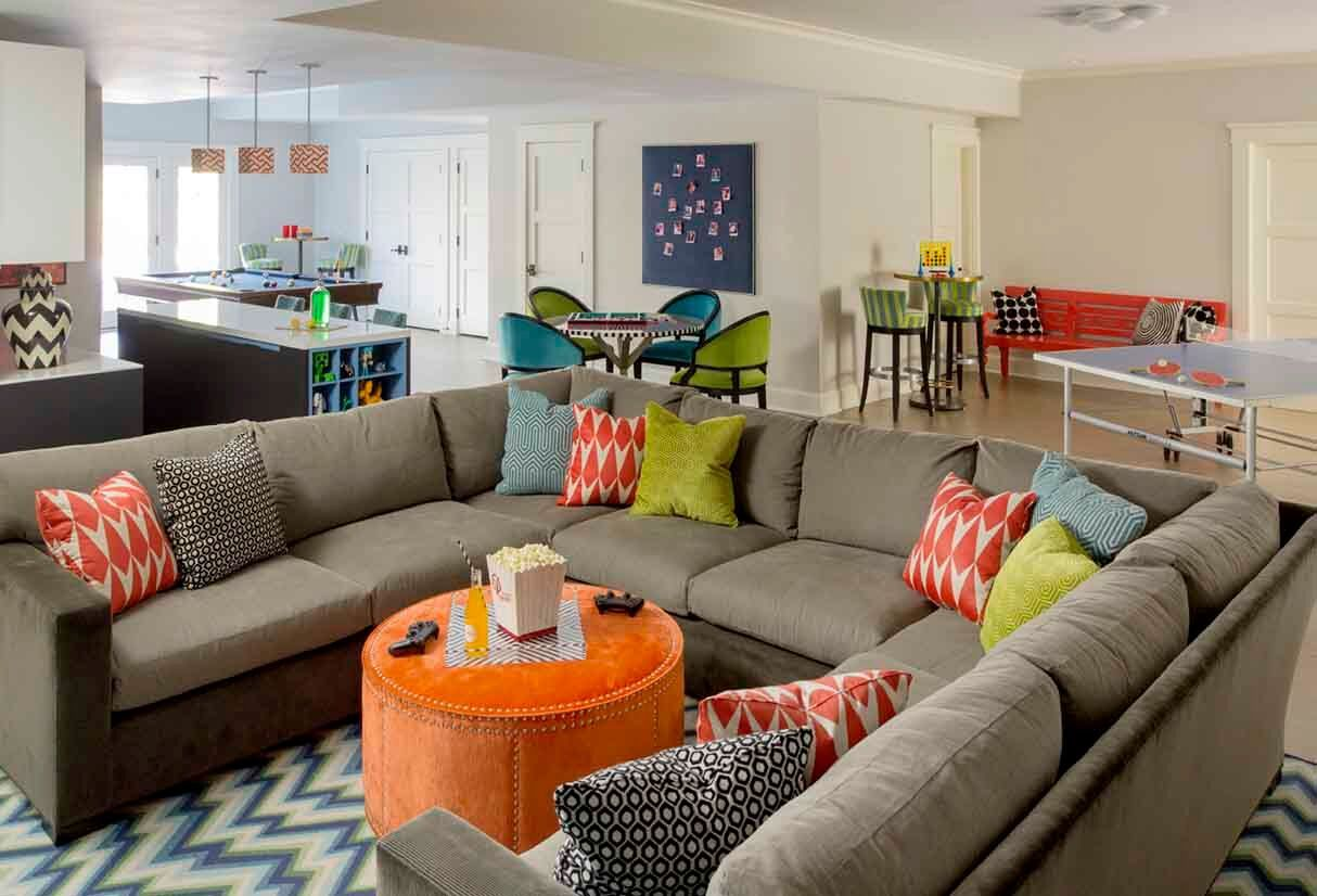 30 Modern Basement Remodel Ideas Creative Basement Ideas