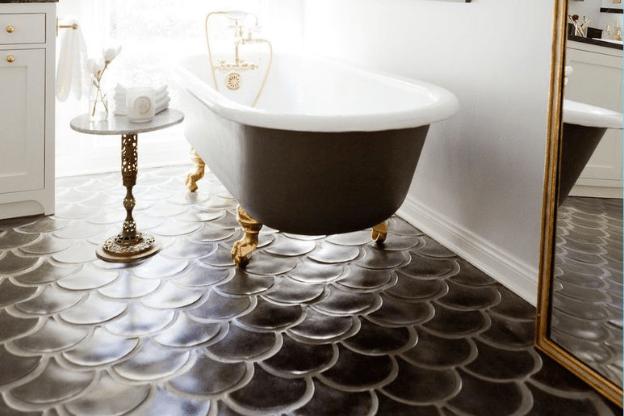 35 Bathroom Tile Ideas Beautiful Floor And Wall Tile